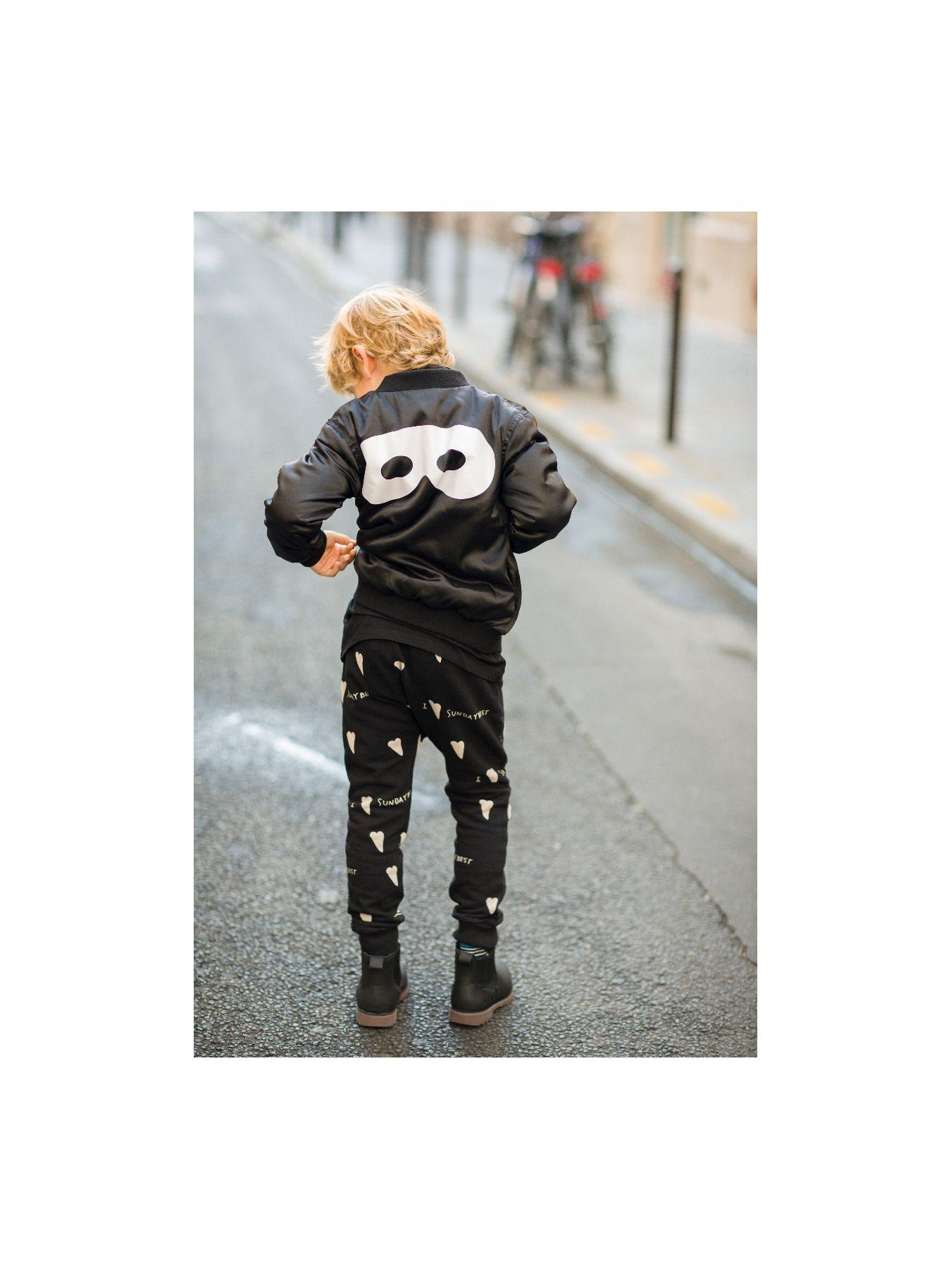 96011b421 Beau Loves black bomber jacket : Trendbee