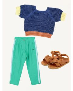 Beau Loves pants Kalinka top Donsje shoes