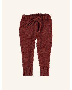 Piupiuchick brick knitted leggings