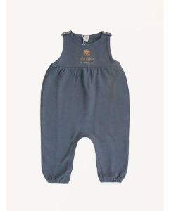 Auntie Me grey Sharing organic cotton jumpsuit