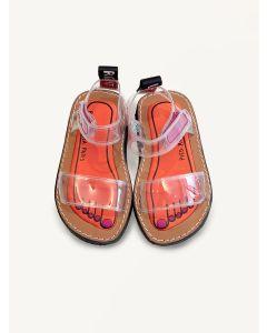 Pied Rougia ice cube Izy Beach sandals