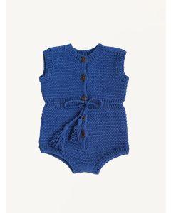 Kalinka denim Mira cotton overall