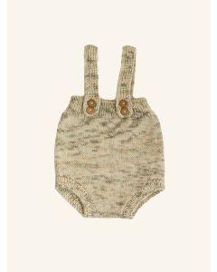 Kalinka beige Prolet wool shorts